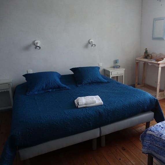 Les Brulonnes, votre chambre d'hôtes sur l'île de Ré pour 5 personnes maximum-Les Fillattes