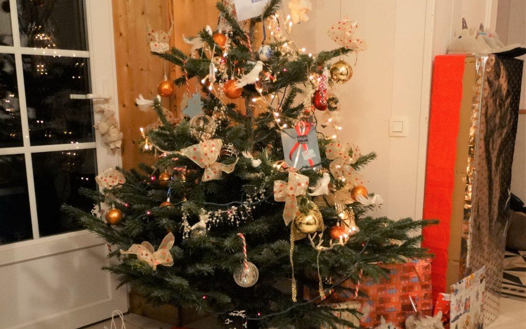 Un Noël en famille dans le gîte de l'île de Ré les Fillattes