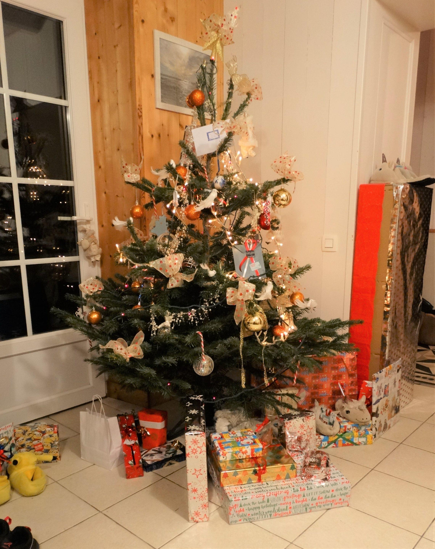 Noel en famille sur l'île de Ré dans le gîte les Fillattes