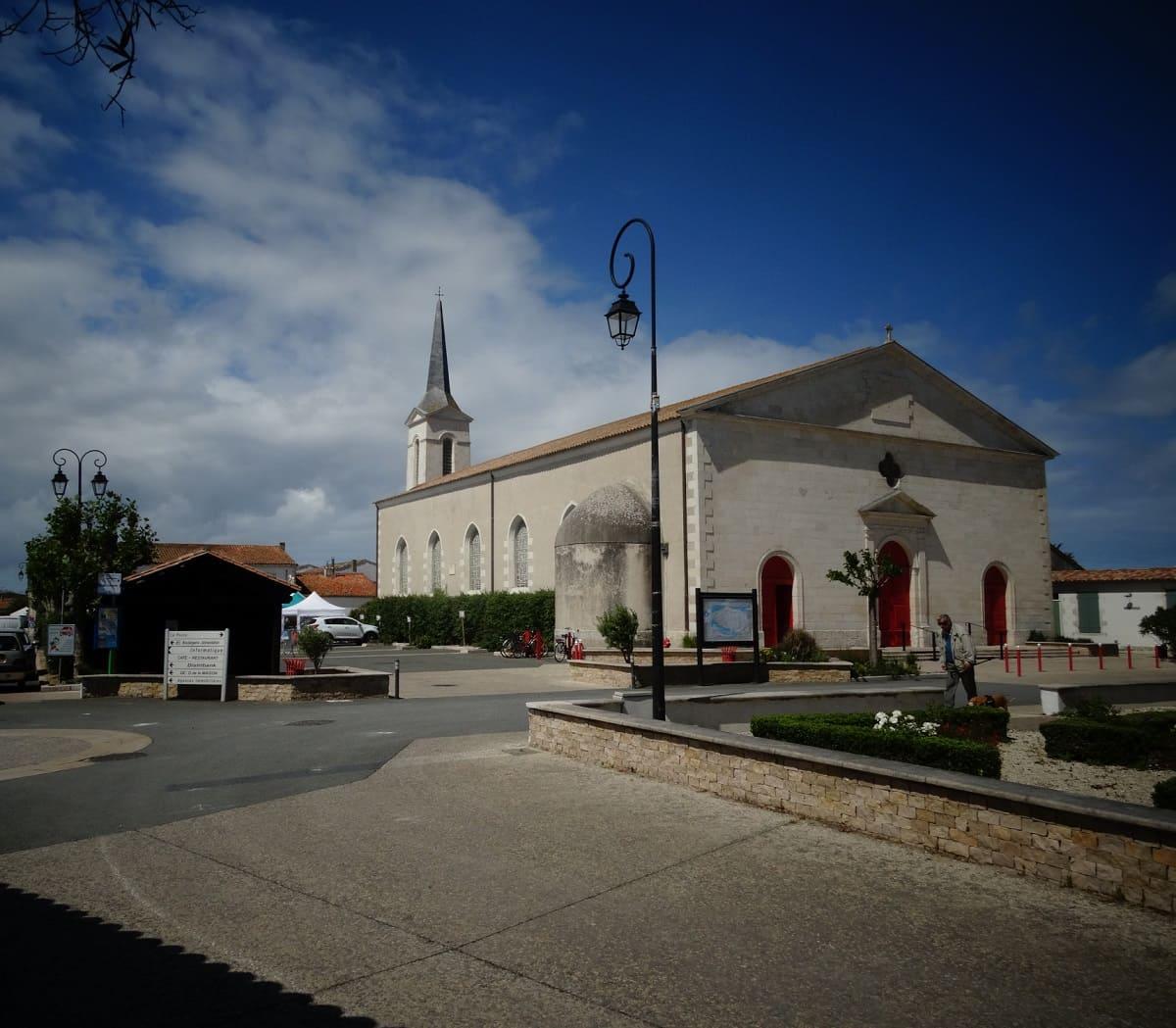 St Clément des Baleines le petit village de vos chambres d'hotes sur l'île de Ré - Les Fillattes